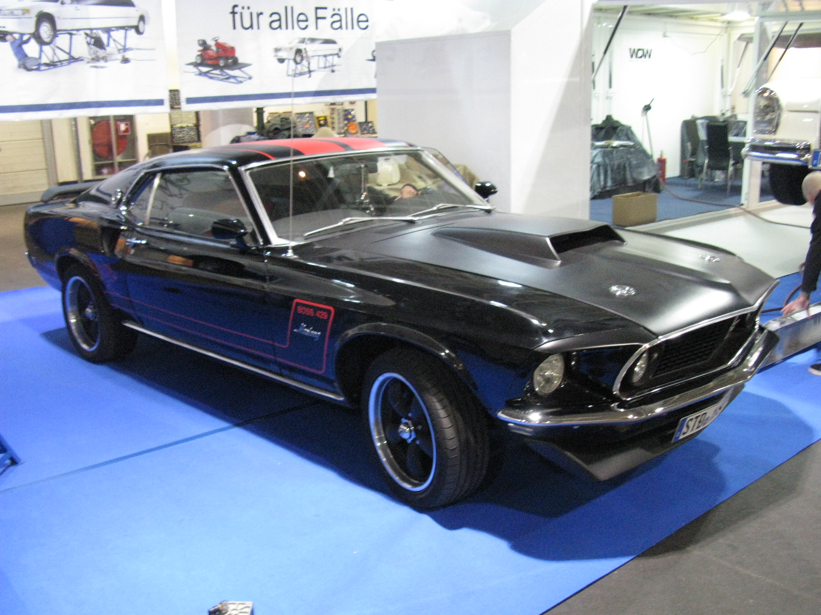 Fileford Mustang Boss 429 1969 6849645789 Wikimedia Commons Ford Fastback