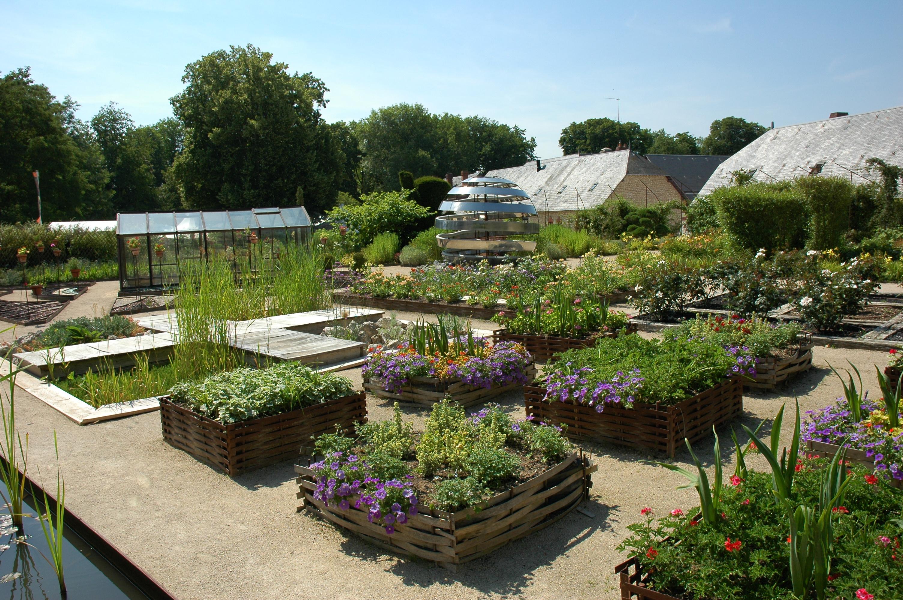Fichier france loir et cher festival jardins chaumont sur for France jardin