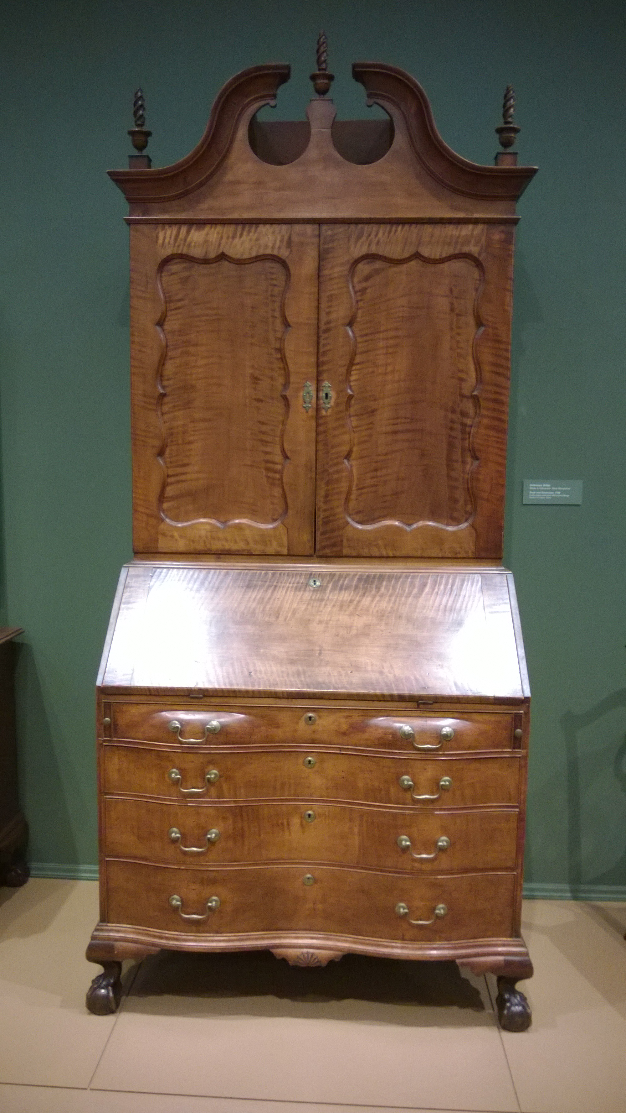 File:Furniture In The Currier Museum Of Art WP 20180527 073