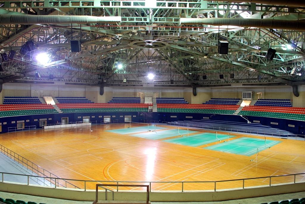 G M C Balayogi Sats Indoor Stadium Wikipedia
