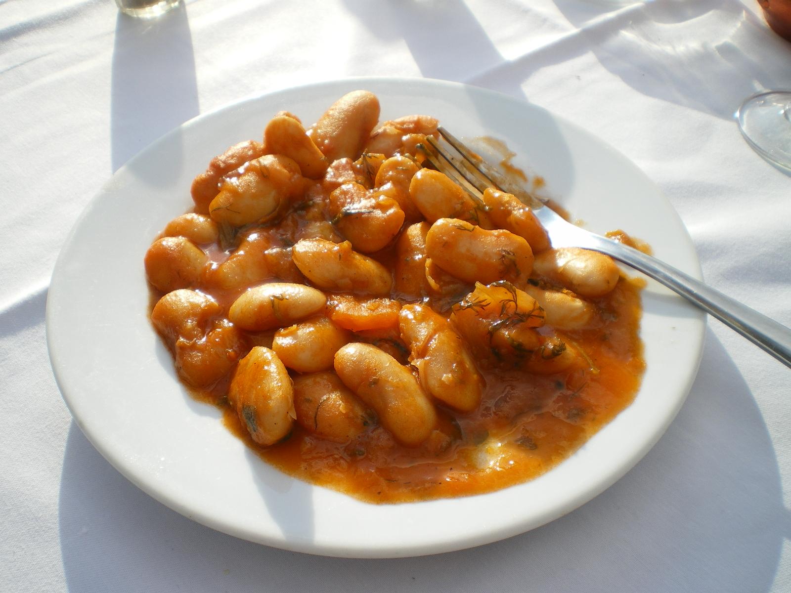 baked beans gigantes plaki greek baked gigantes plaki greek greek ...