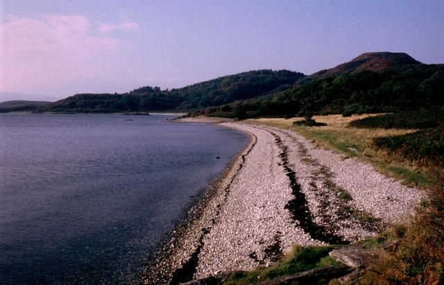 File:Glenan Bay, Loch Fyne - geograph.org.uk - 205806.jpg