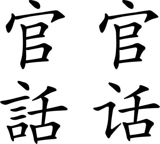 loading image for Mandarin Chinese