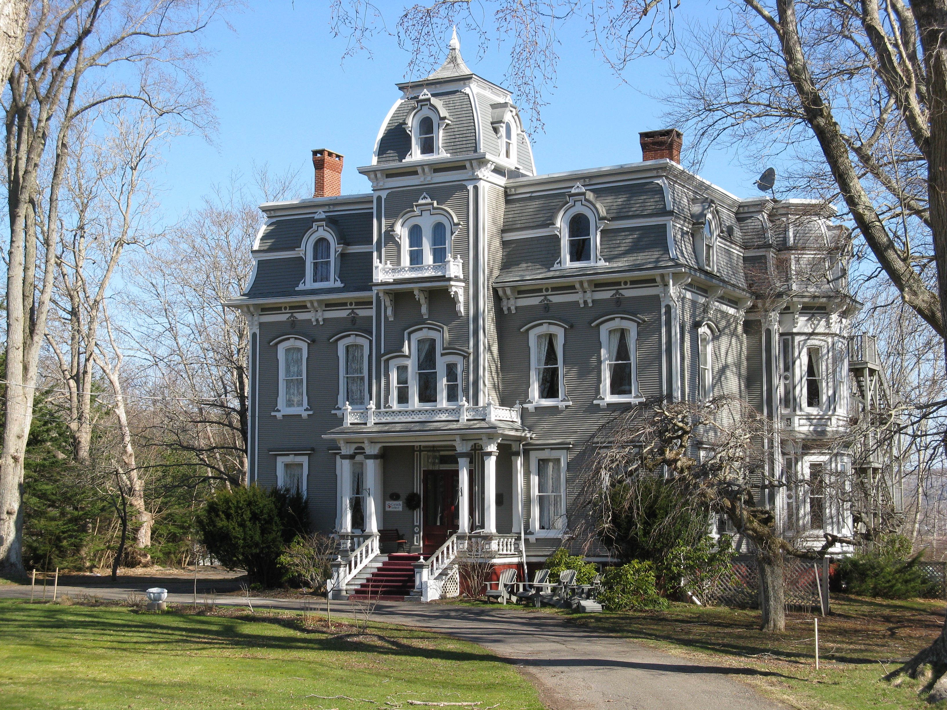 Bed And Breakfast Annapolis Royal Ns