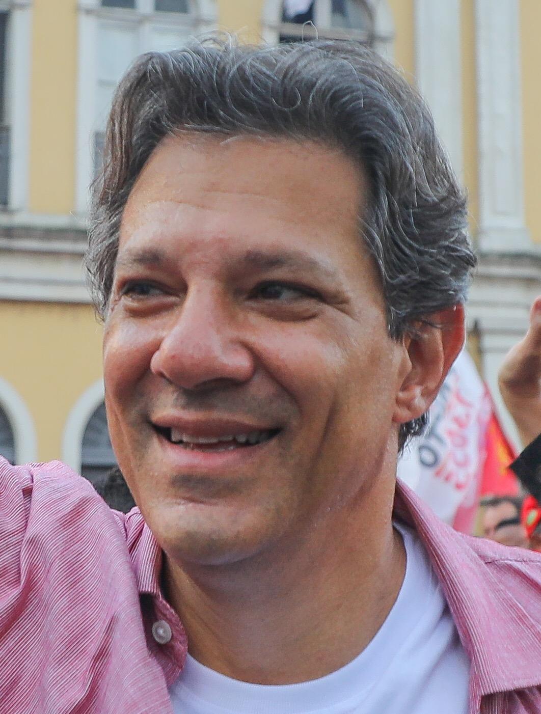 Veja o que saiu no Migalhas sobre Fernando Haddad