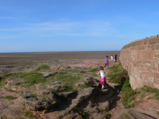 Hilbre Point - geograph.org.uk - 1502630