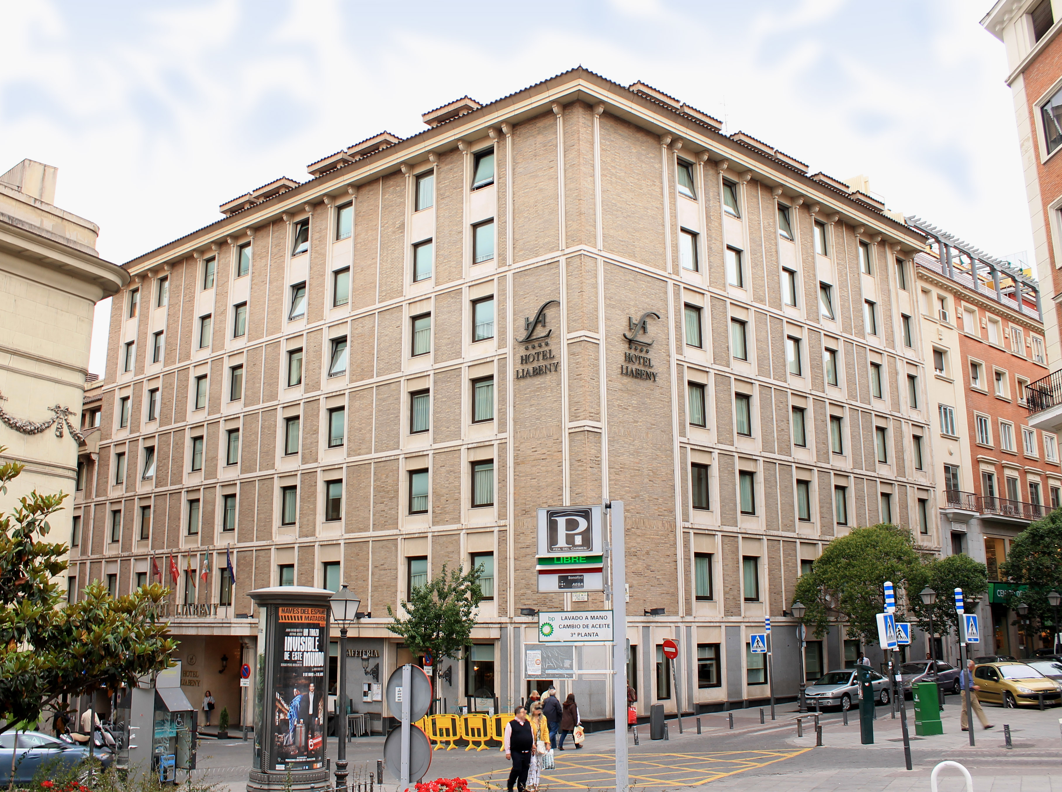 Hotel B And B Madrid