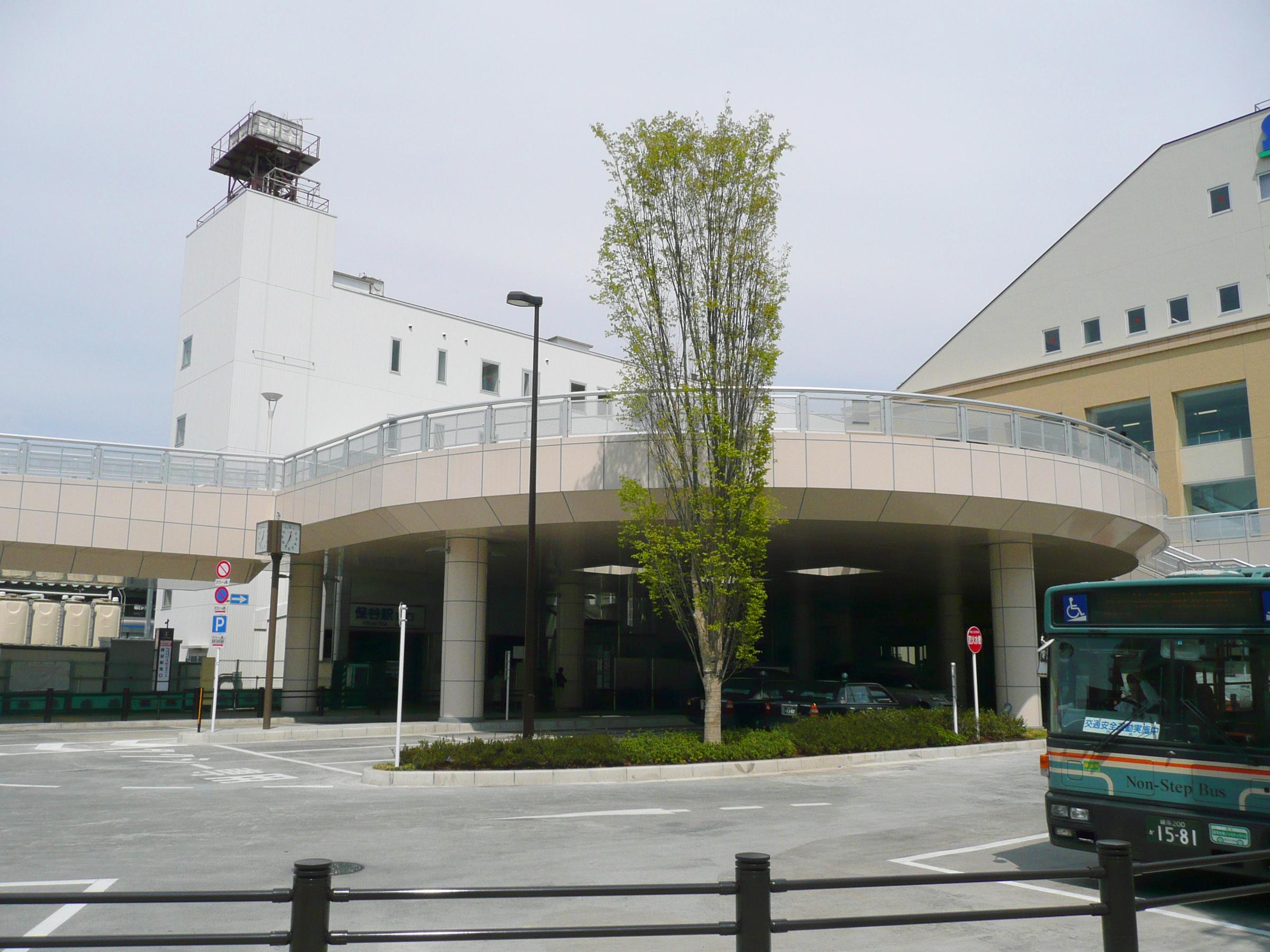 南口(2012年4月)