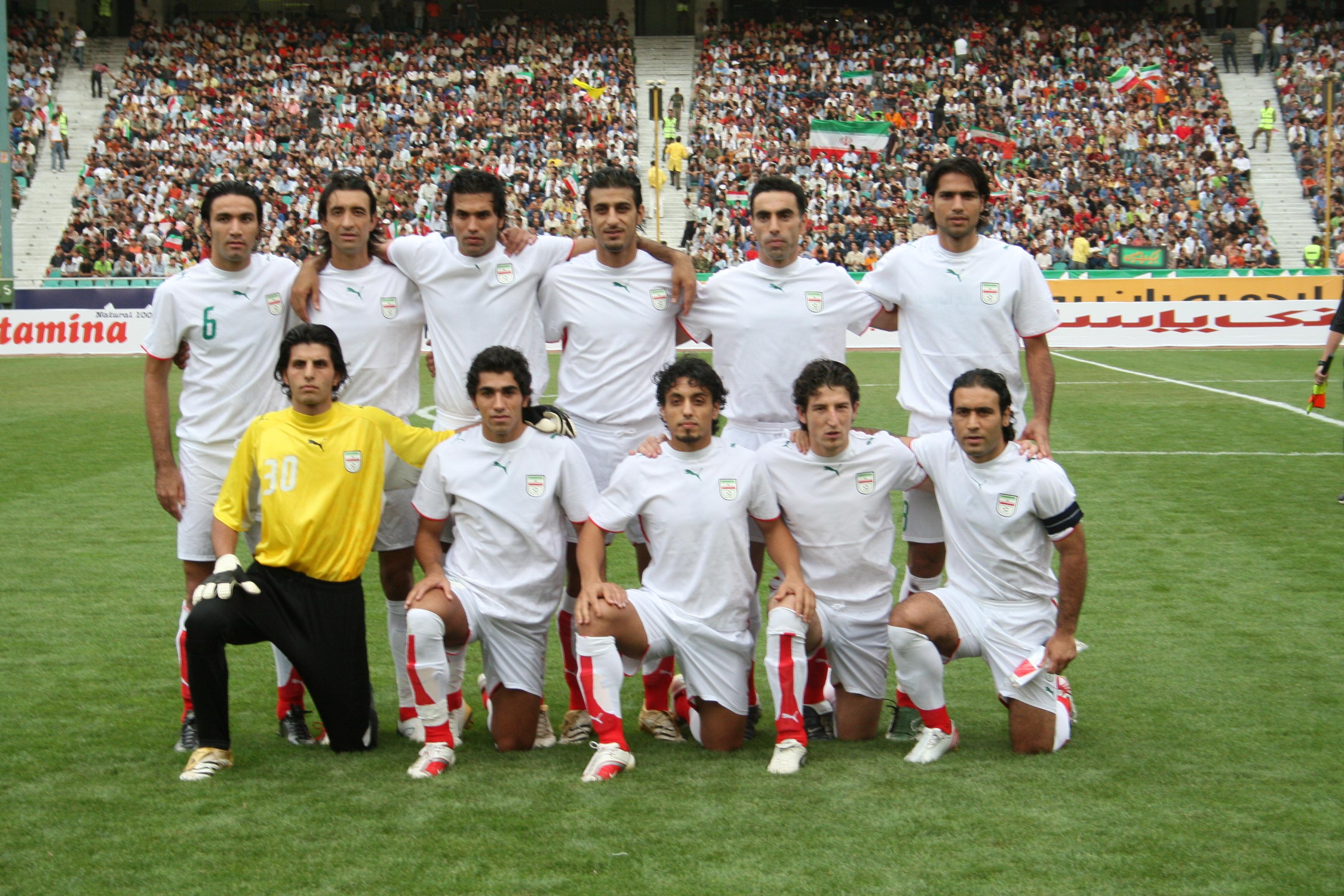 Участники ЧМ-2014. Иран - изображение 3