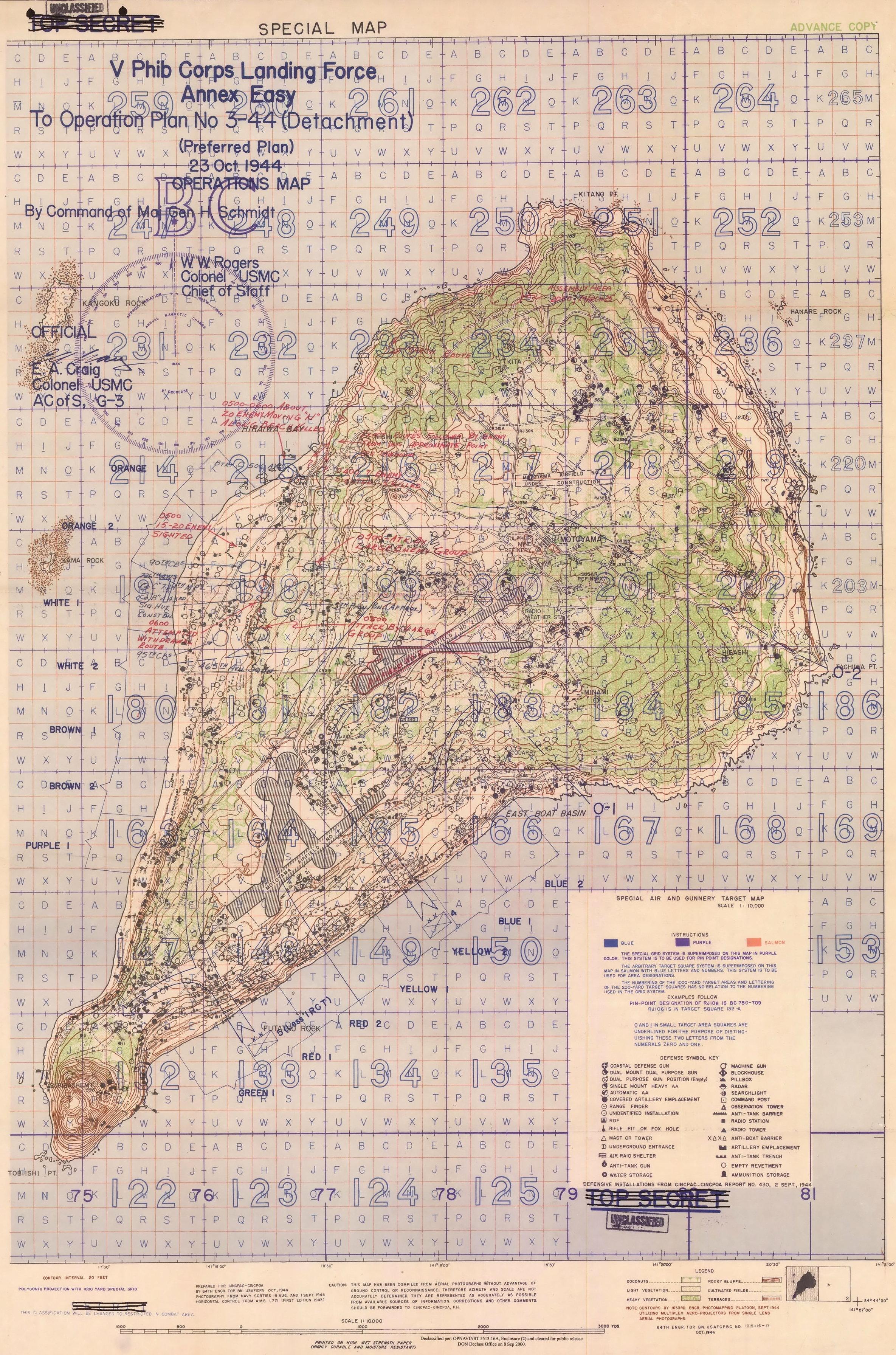 Datei:Iwo Jima Historical Map (Poster).jpg – Wikipedia on