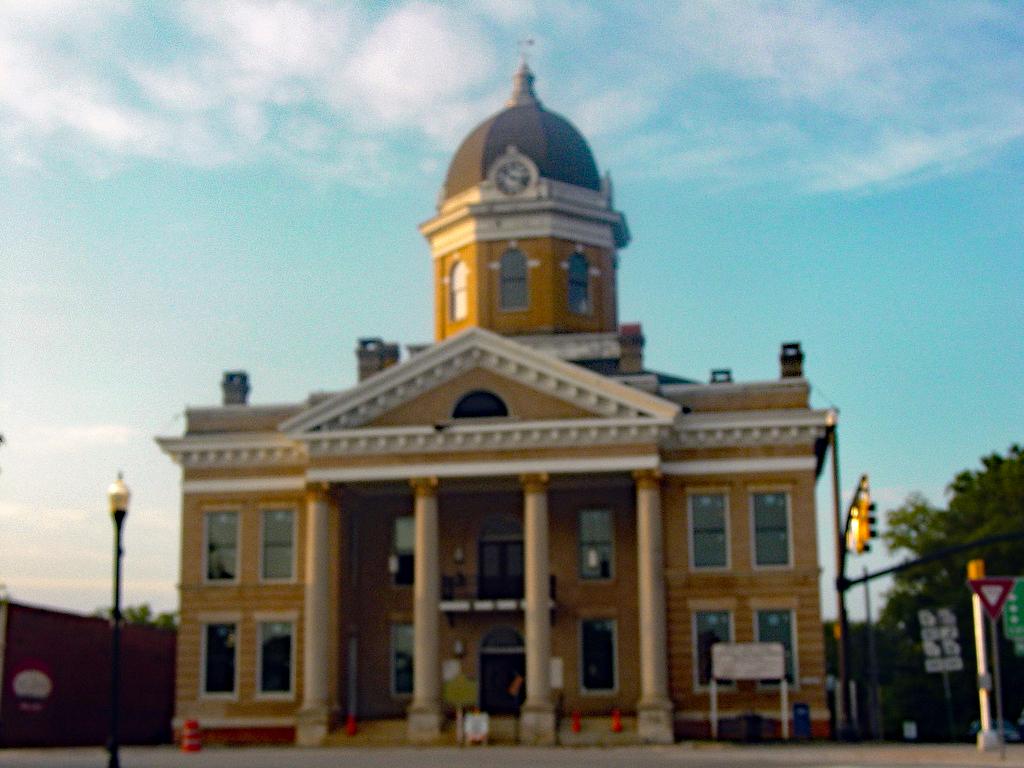 Jasper County Courthouse (Georgia) - Wikipedia