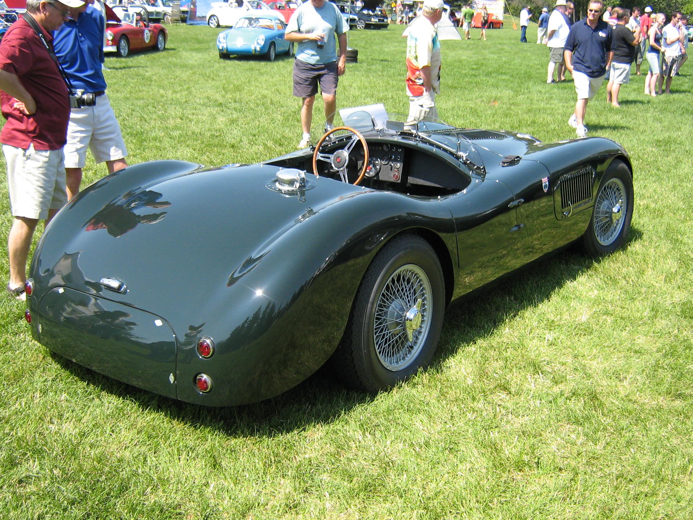 File:Jaguar C-Type Replica (2724220260) jpg - Wikimedia Commons