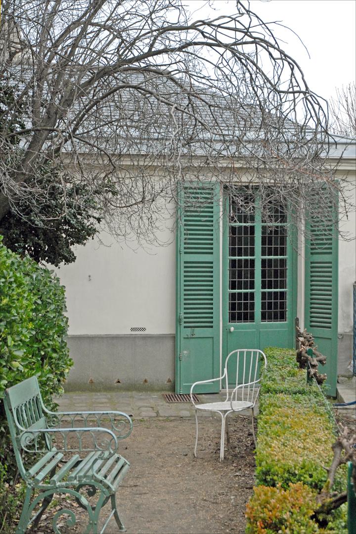 file jardin et maison de balzac paris jpg wikimedia commons. Black Bedroom Furniture Sets. Home Design Ideas