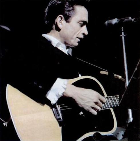 Johnny Cash y su trabajo secreto en el ejercito