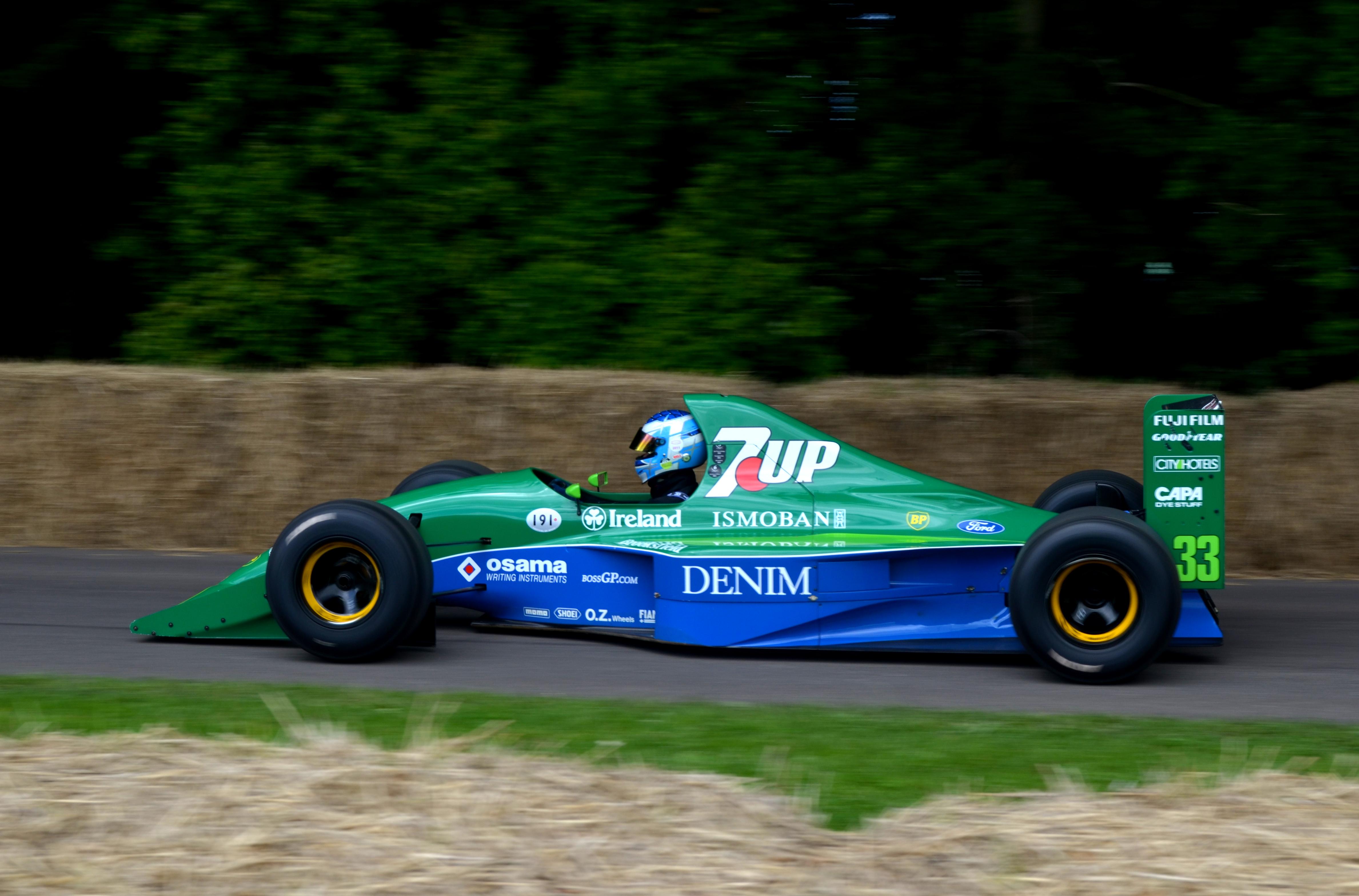 Formula  Cars Top Speed