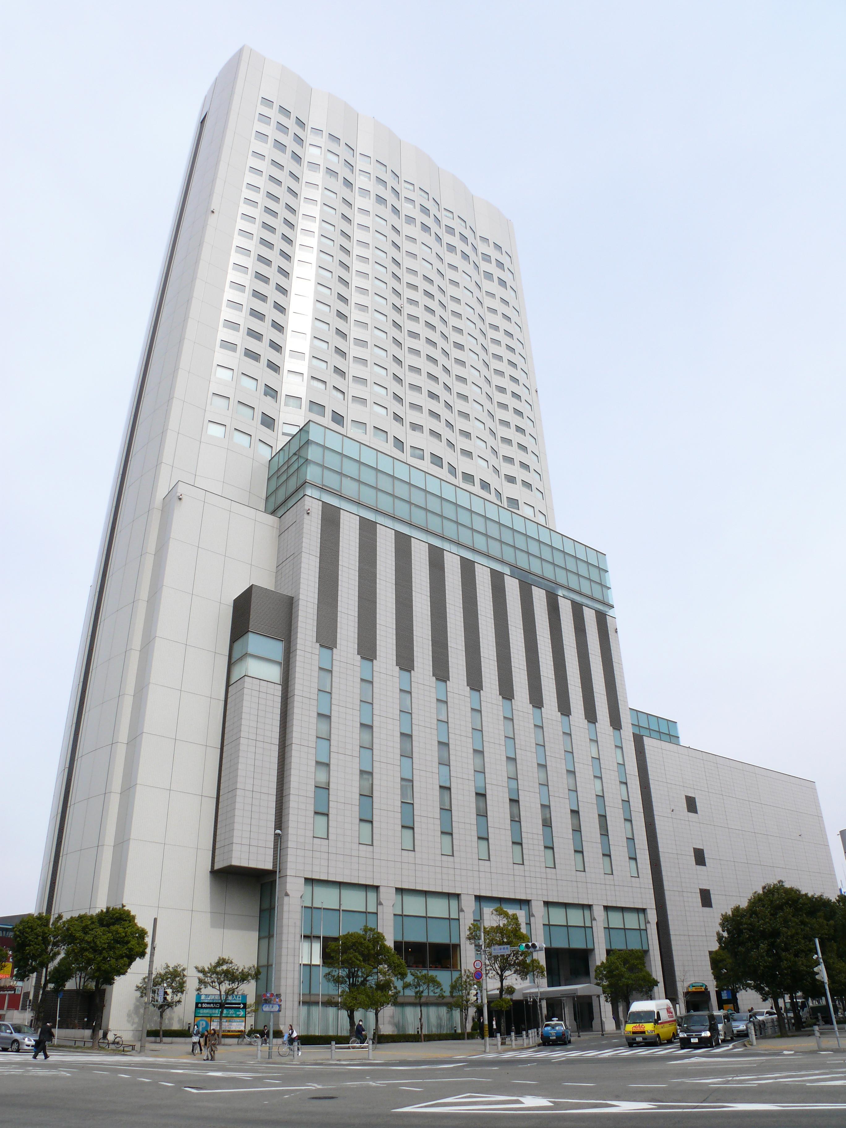 Ana クラウン プラザ ホテル グラン コート 名古屋