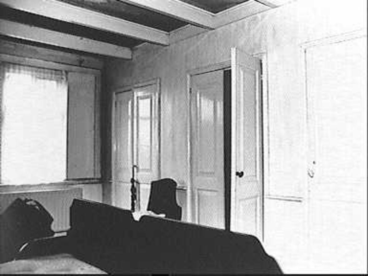 Description Kastenwand in de slaapkamer - Baambrugge - 20498319 - RCE ...