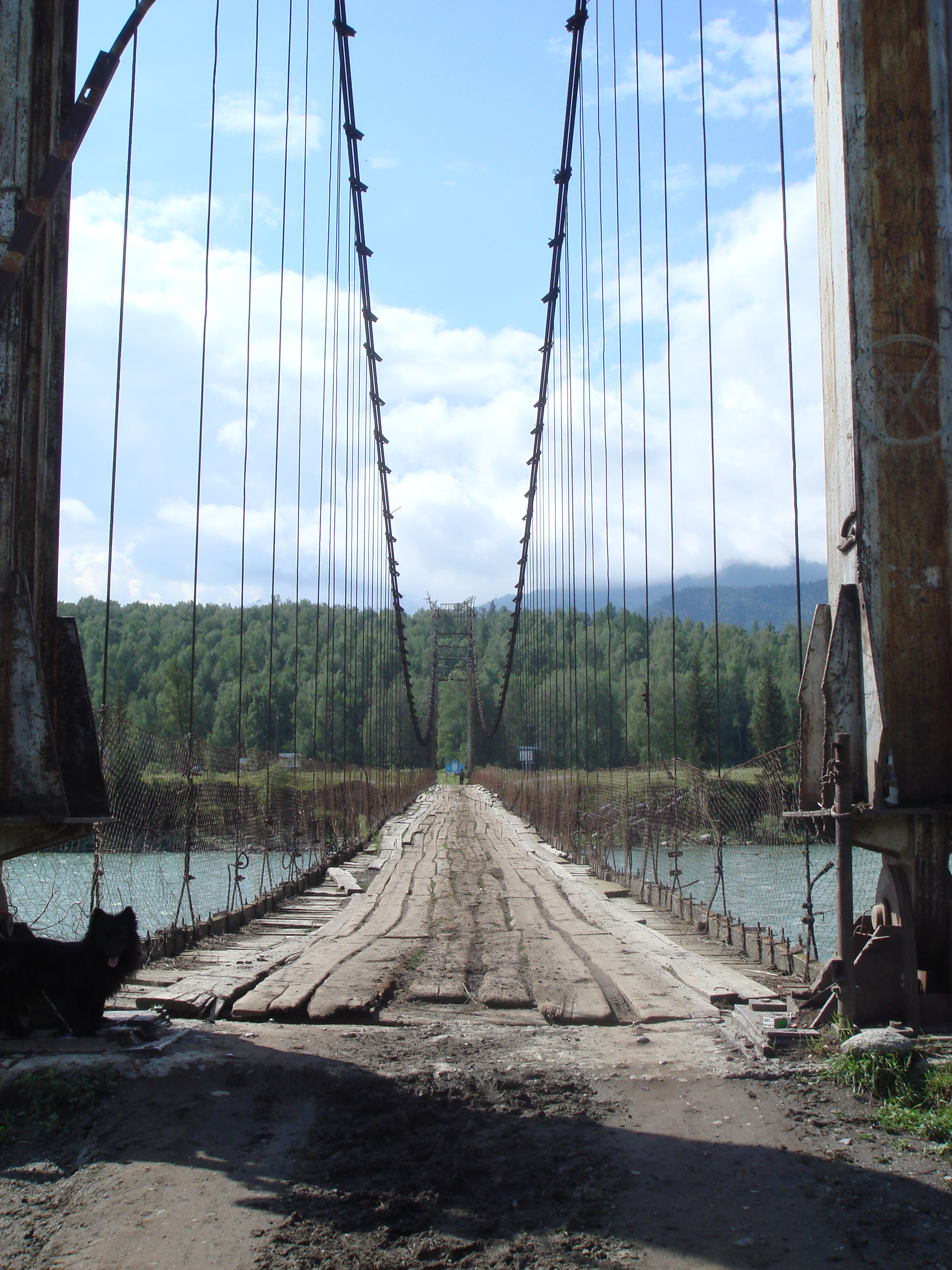 In Altai, Sibmost will build a bridge and reconstruct the Chui road 92