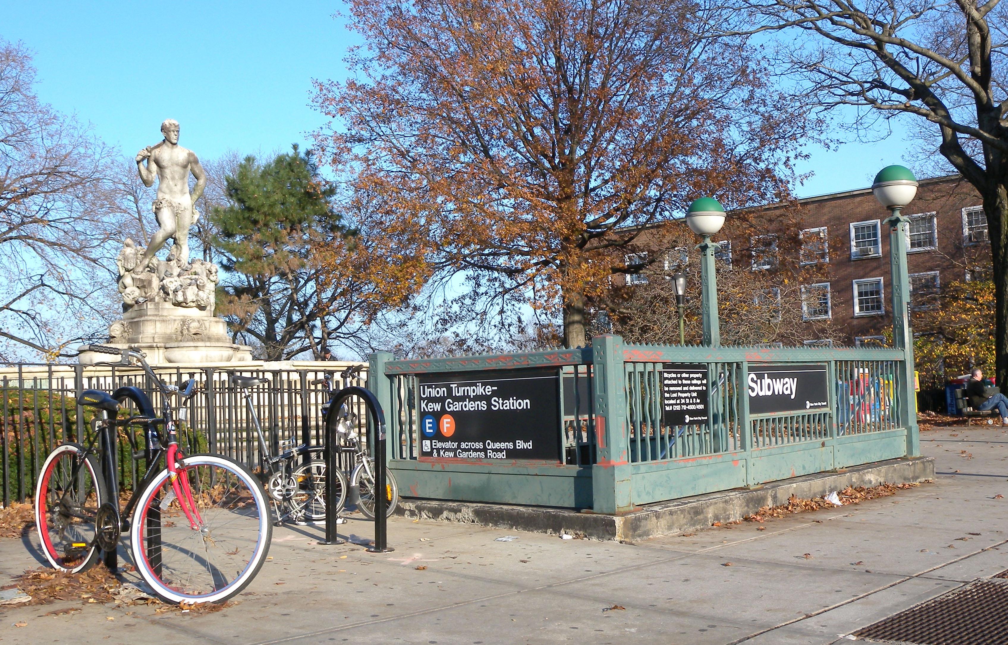 Kew Gardens Union Turnpike Urban Transit Project