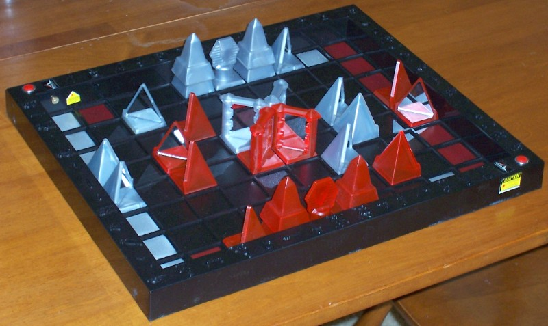 Khet (game) - Wikipedia