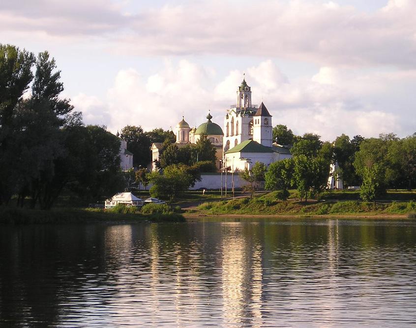 Erlöser-Kloster in Jaroslawl