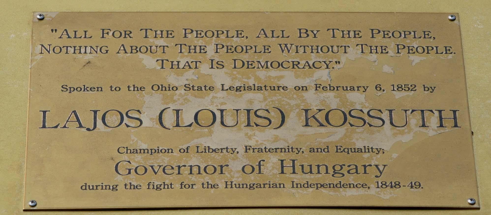 Lajos Kossuth Wikiwand