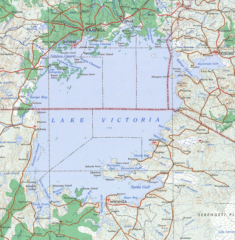 Lake Victoria: File:Lake Victoria 1968.jpg