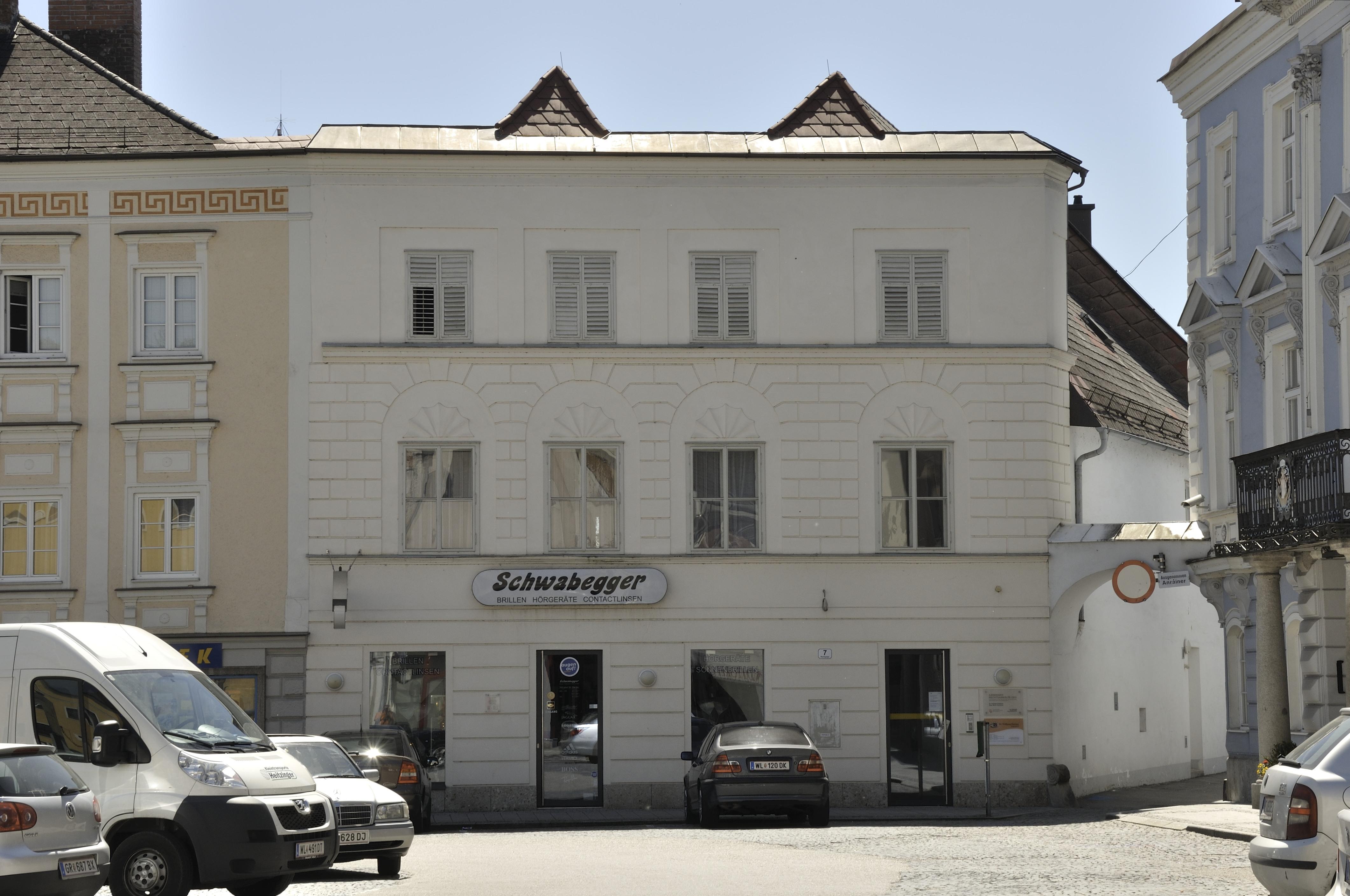 Schön Haus Auf Stelzen Referenz Von Datei:lambach Der Stelzen.jpg