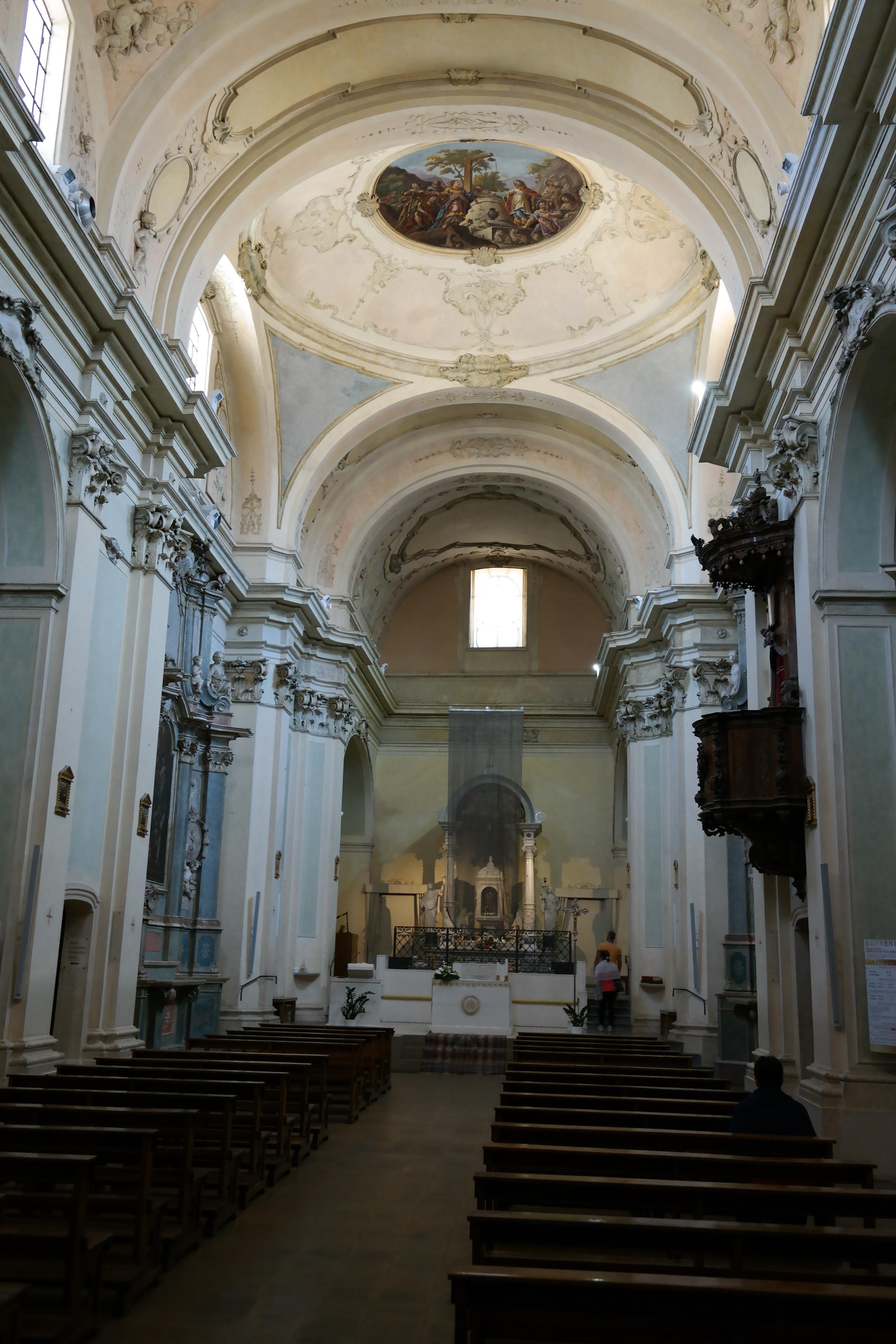 File lanciano chiesa di san francesco interno jpg for Interno 1 ostia