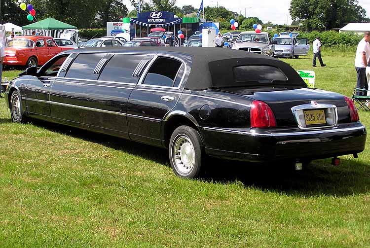 File Limousine Lincoln Black Arp 750pix Jpg Wikimedia Commons