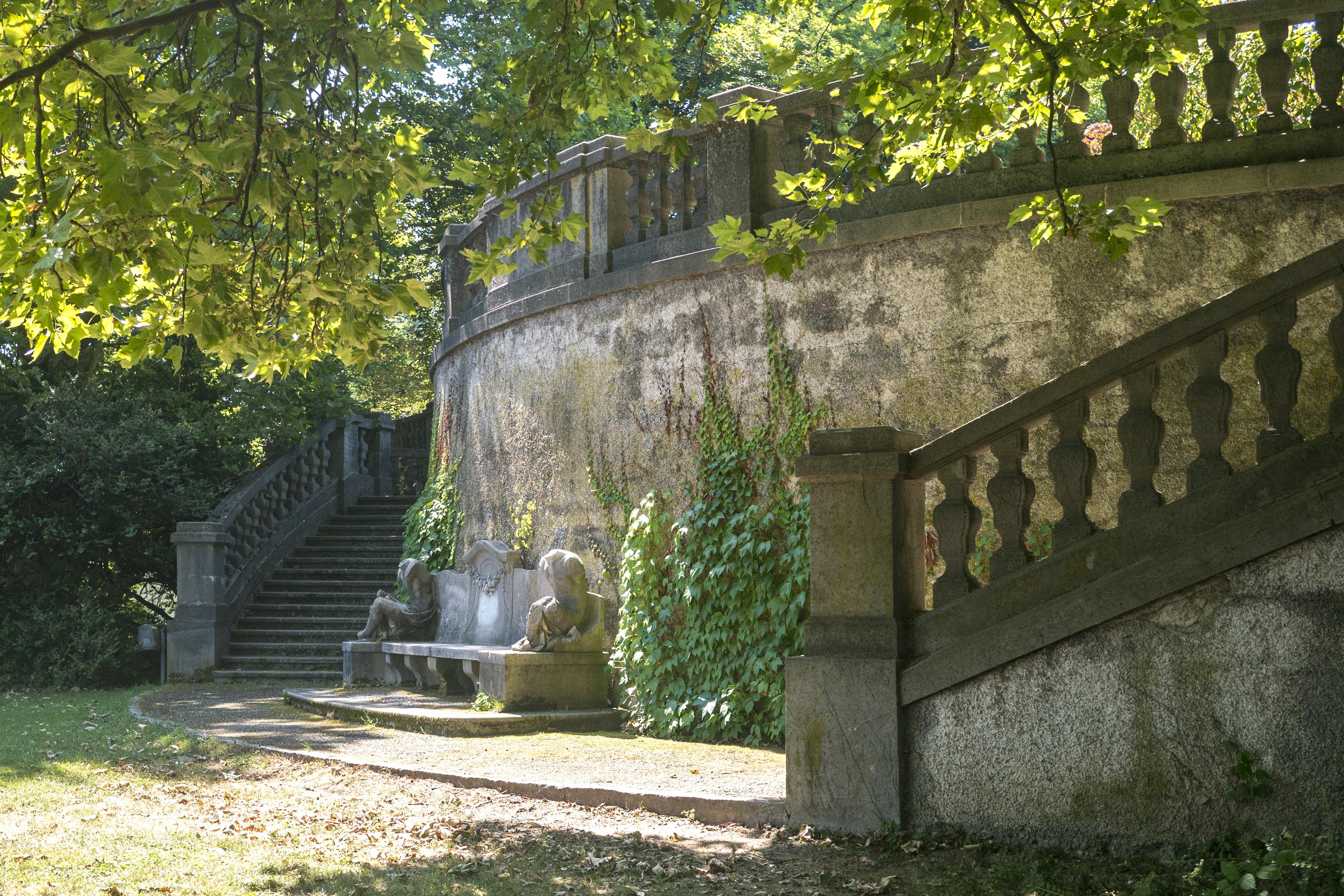 Gartenbau Linz file linz hatschekvilla gartenbaudenkmal 11 jpg wikimedia commons