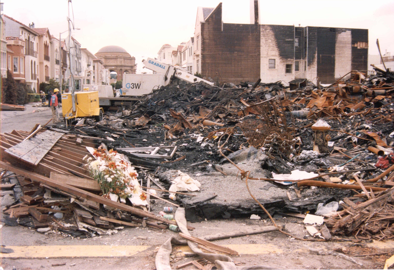 San Francisco Earthquake of 1989