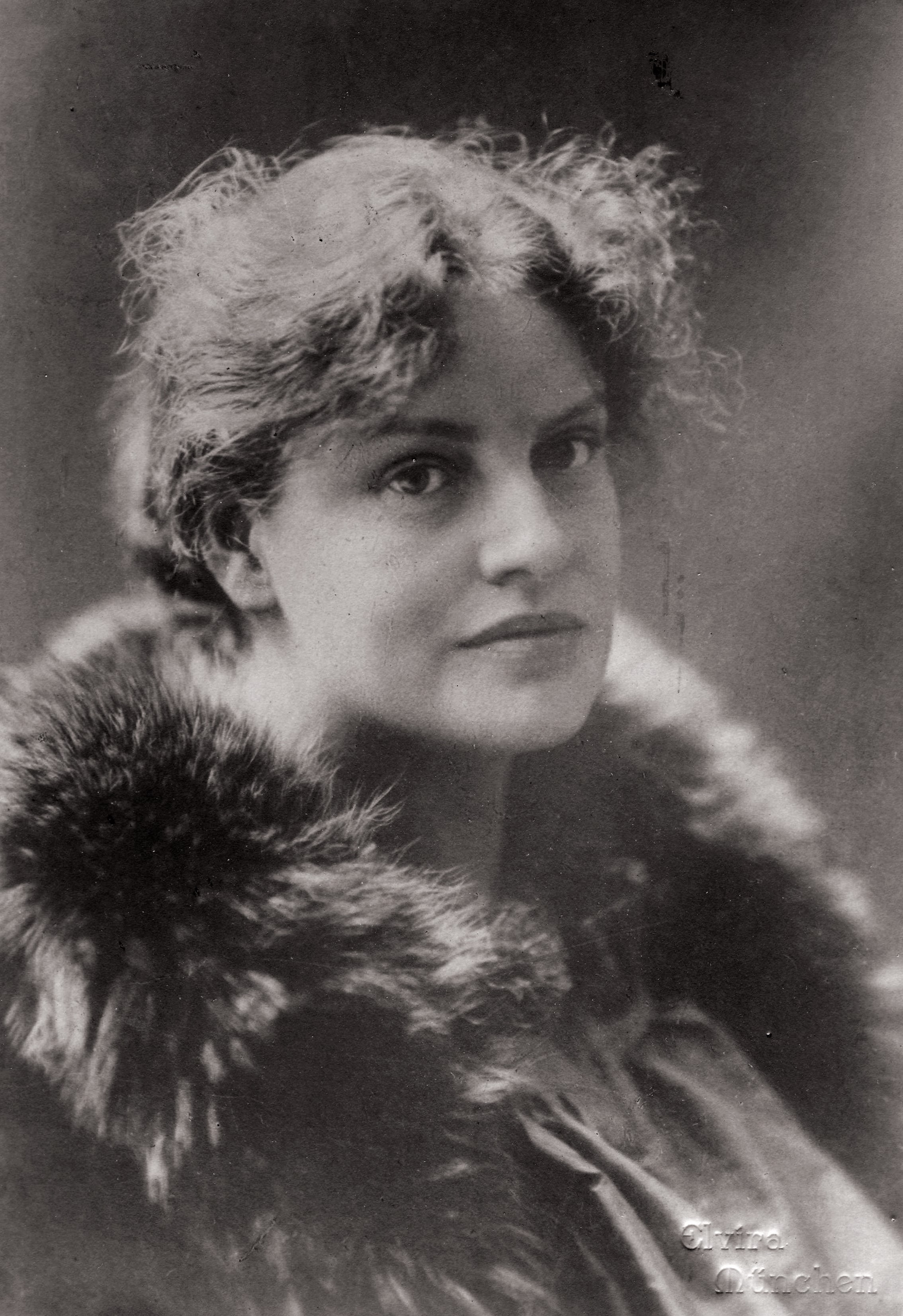 Lou Andreas-Salomé in 1914