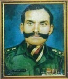 Jas Ram Singh Ashoka Chakra recipient