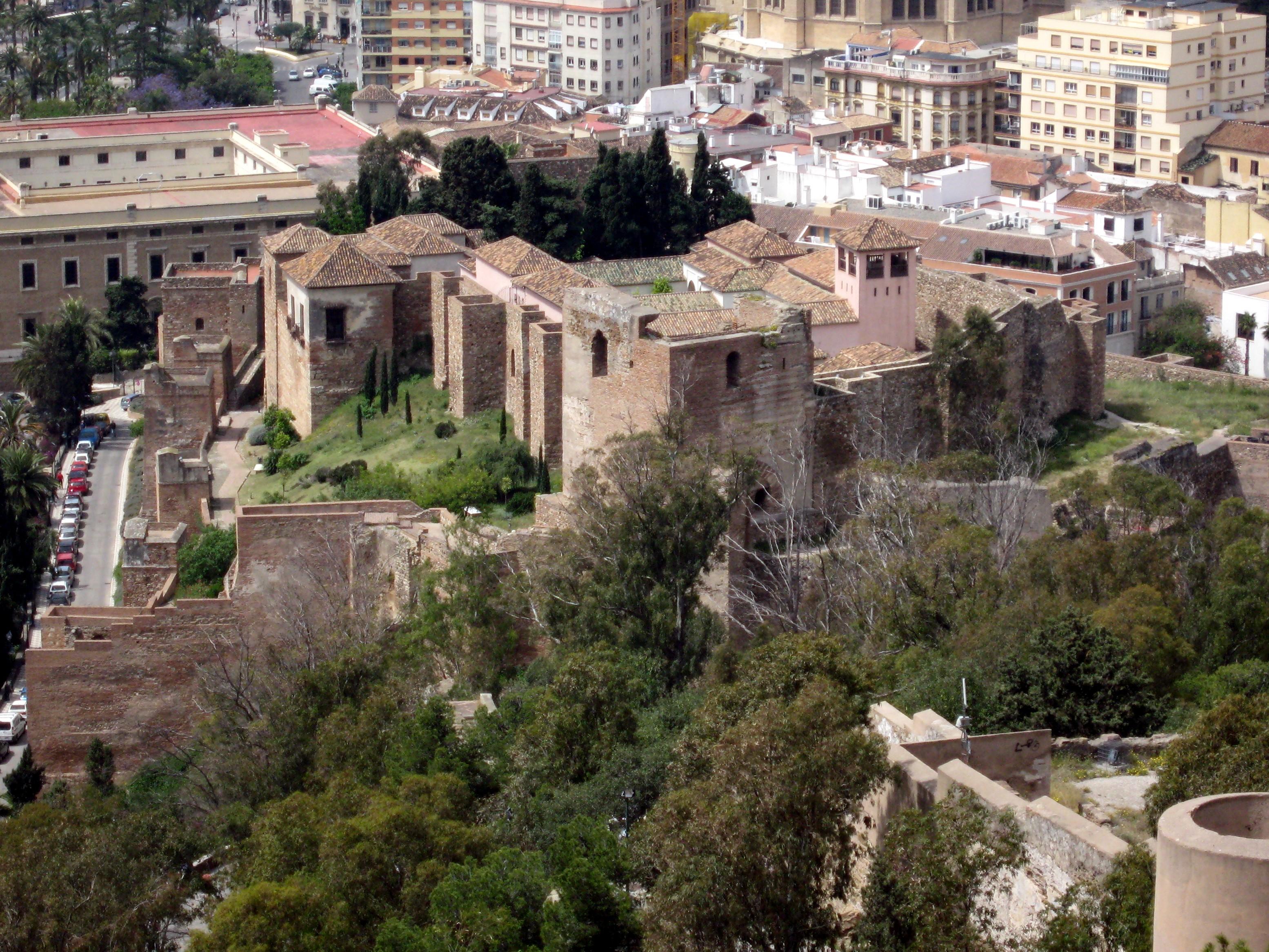 File:Málaga Alcazaba 01.jpg - Wikimedia Commons