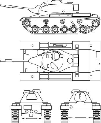 M47 drawing
