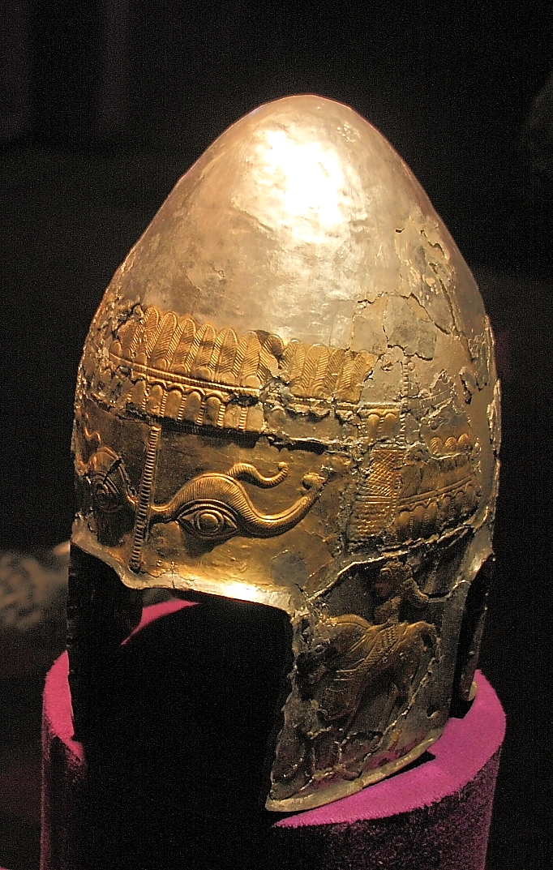 Dacian Helmets Wikimedia Commons