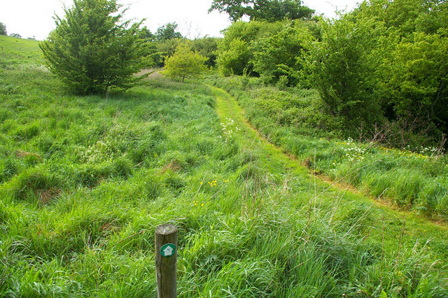 Macmillan Way - geograph.org.uk - 1325902