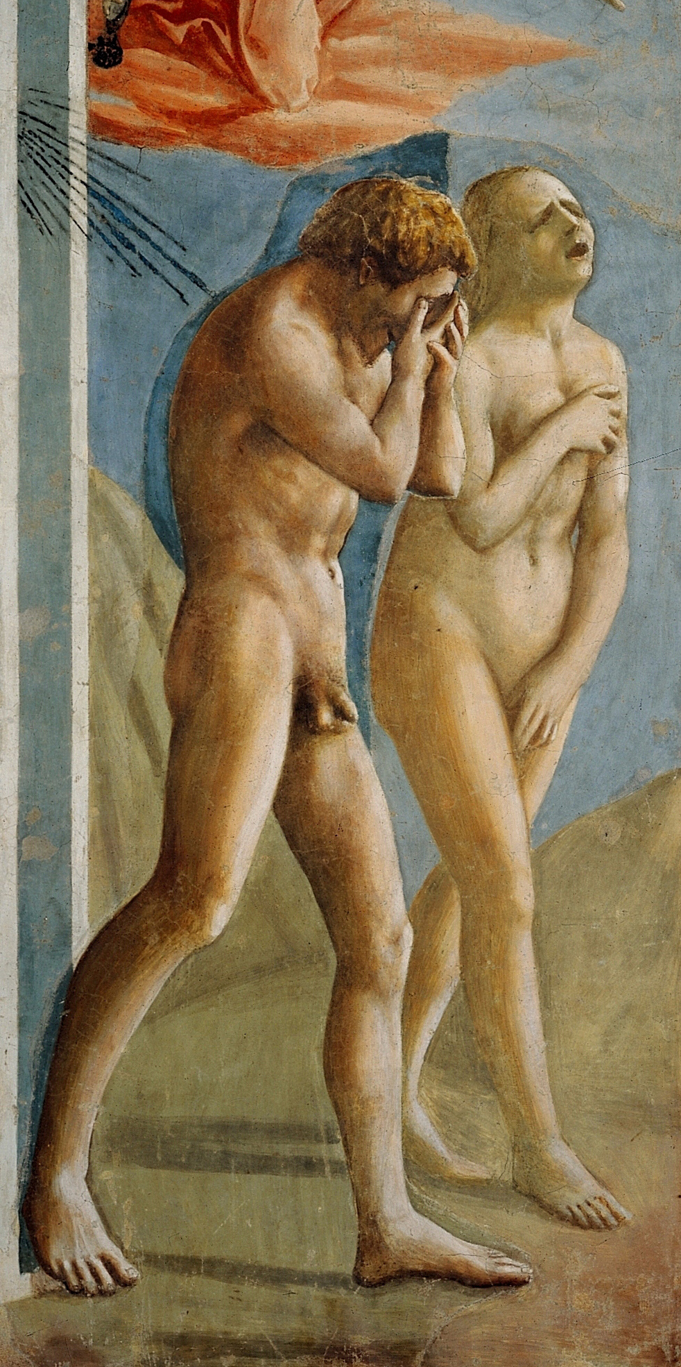 what is the relationship between man and woman in genesis