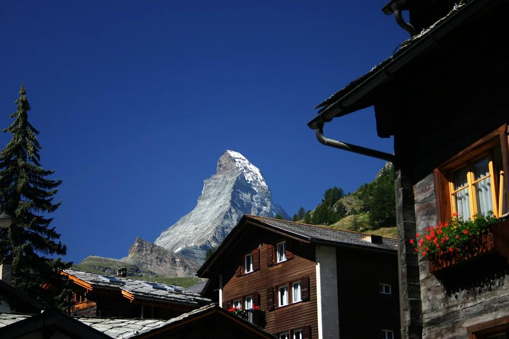 Zermatt Switzerland Wikimedia image