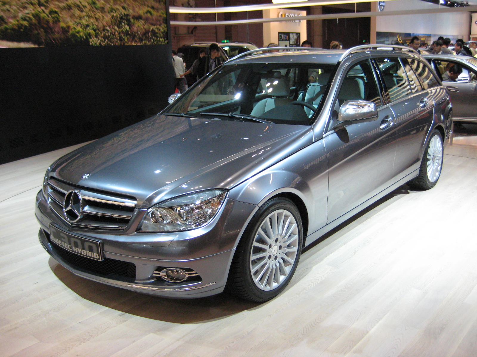 file mercedes benz c300 bluetec hybrid jpg wikimedia commons. Black Bedroom Furniture Sets. Home Design Ideas