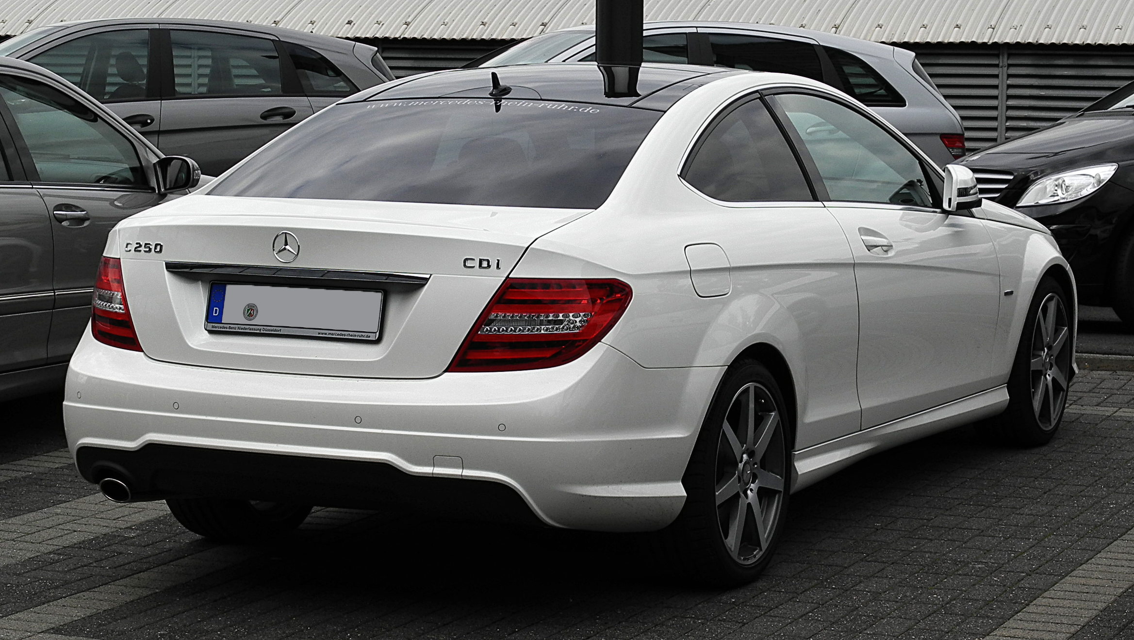 File mercedes benz c 250 cdi blueefficiency coup edition for Mercedes benz cdi