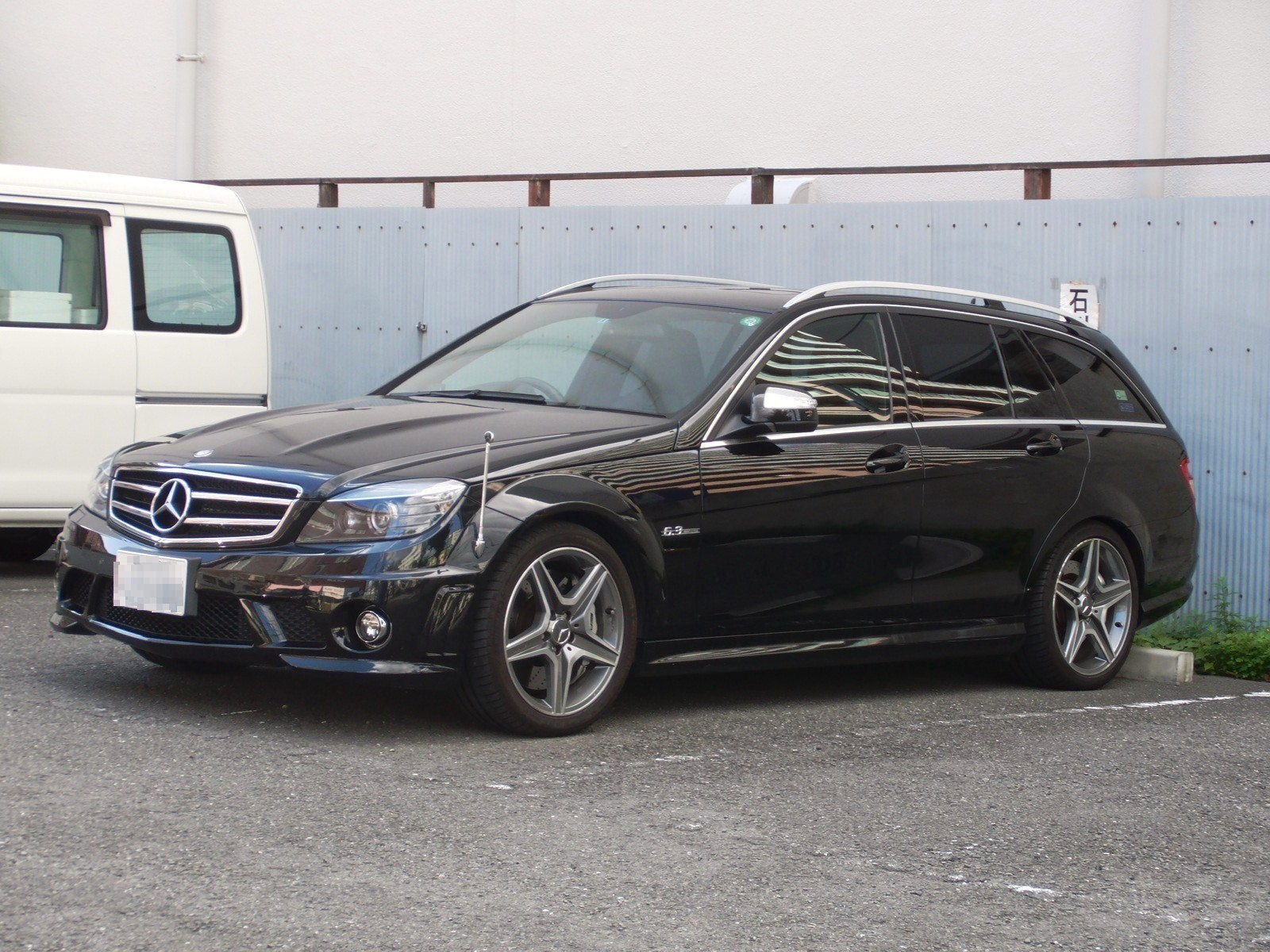 file mercedes benz c63 amg station wagon s204 jpg wikimedia. Cars Review. Best American Auto & Cars Review