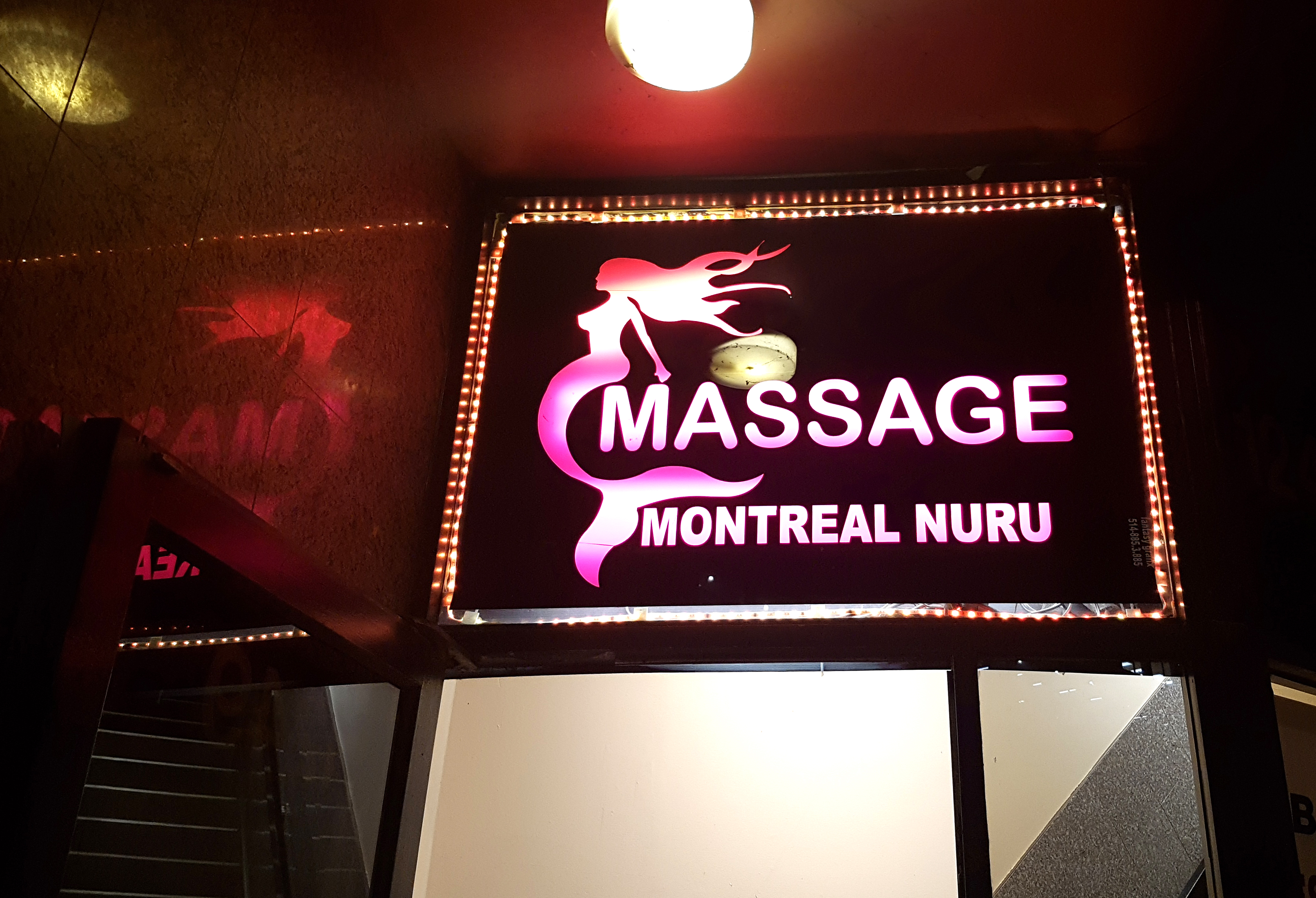 Nuru massage halle