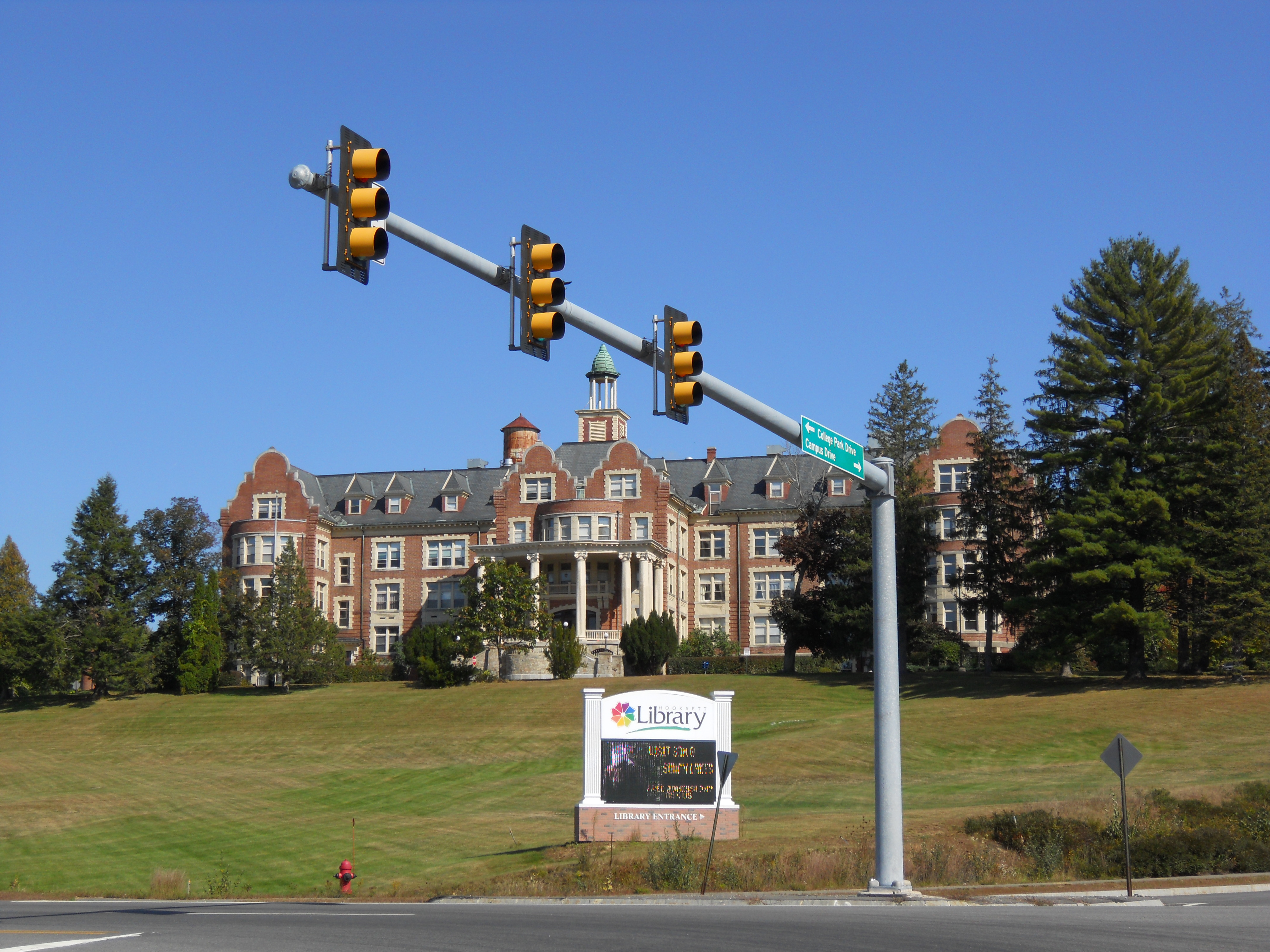 St Mary College >> Mount Saint Mary College New Hampshire Wikipedia