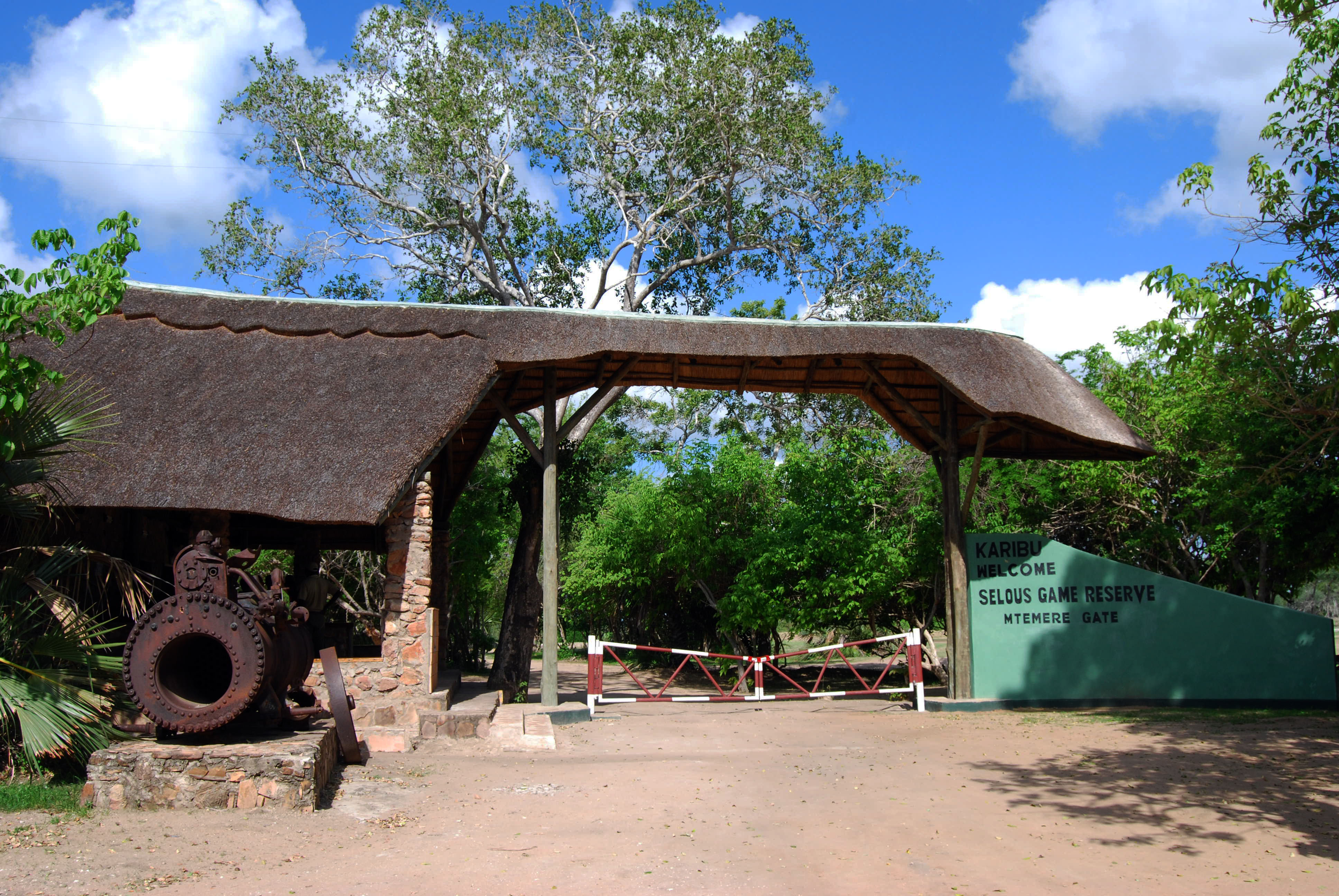 Image result for The Selous Game Reserve