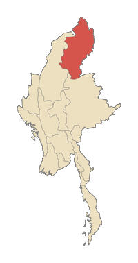 Kachin State (red)