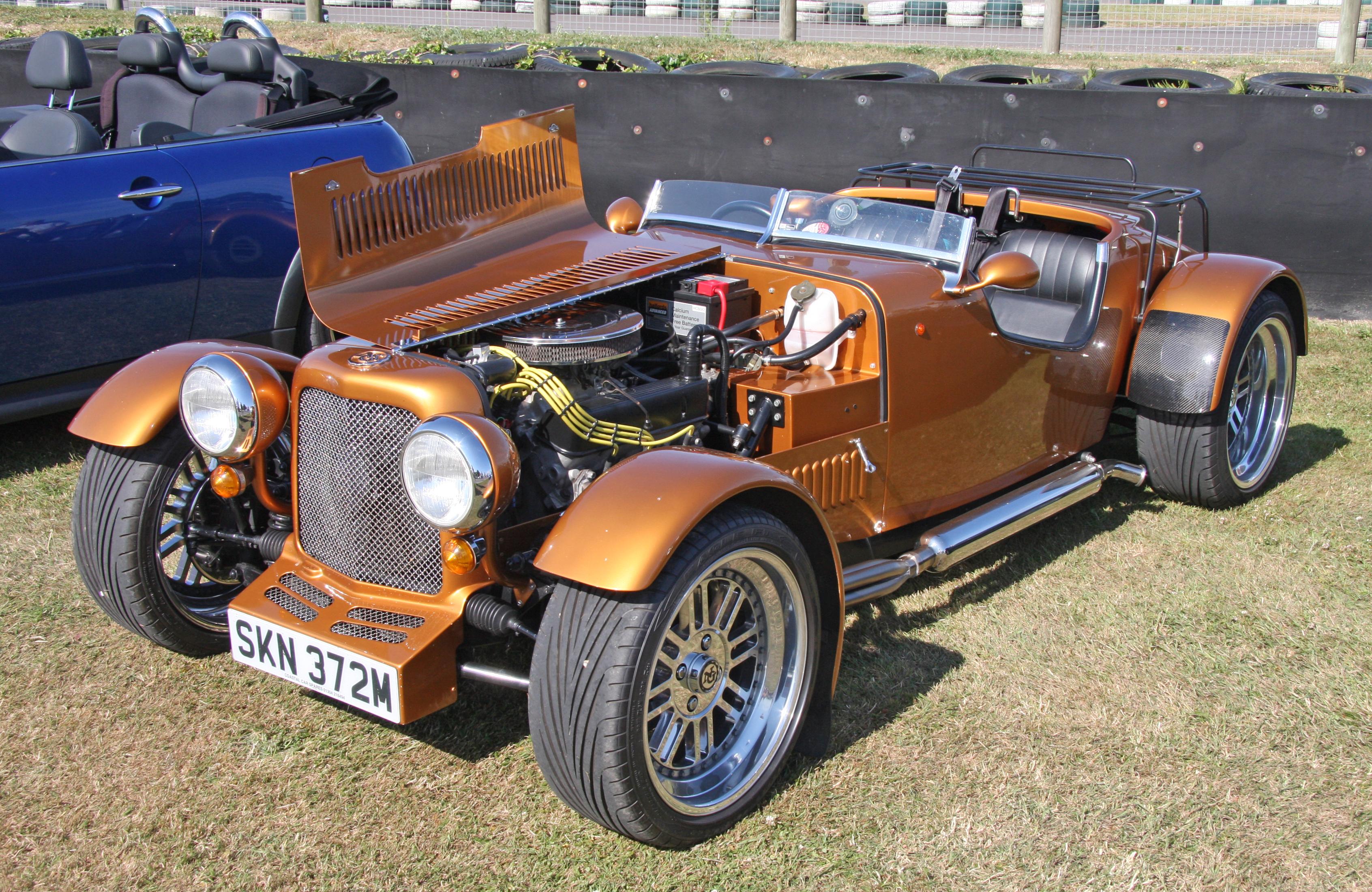 kit car web: