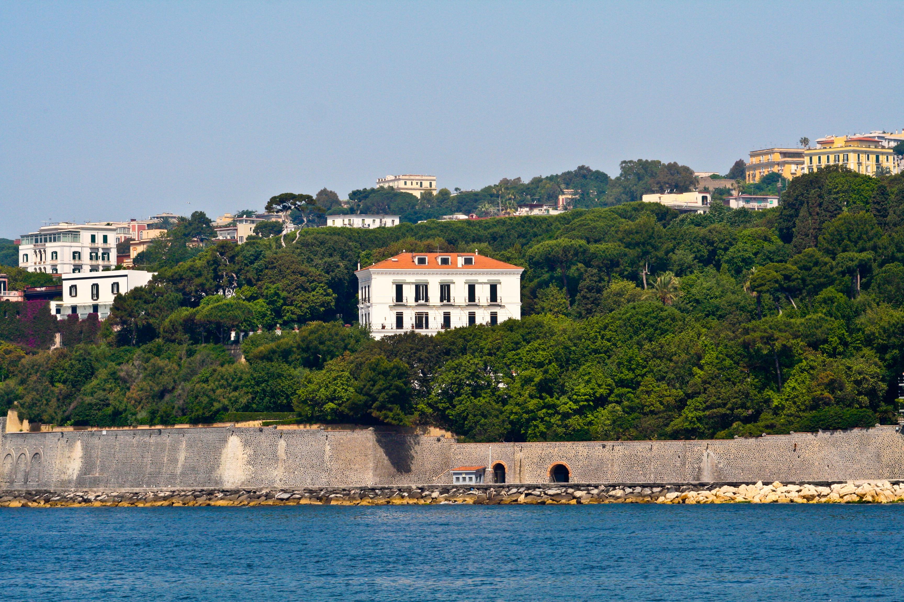 Ville Di Napoli Wikiwand
