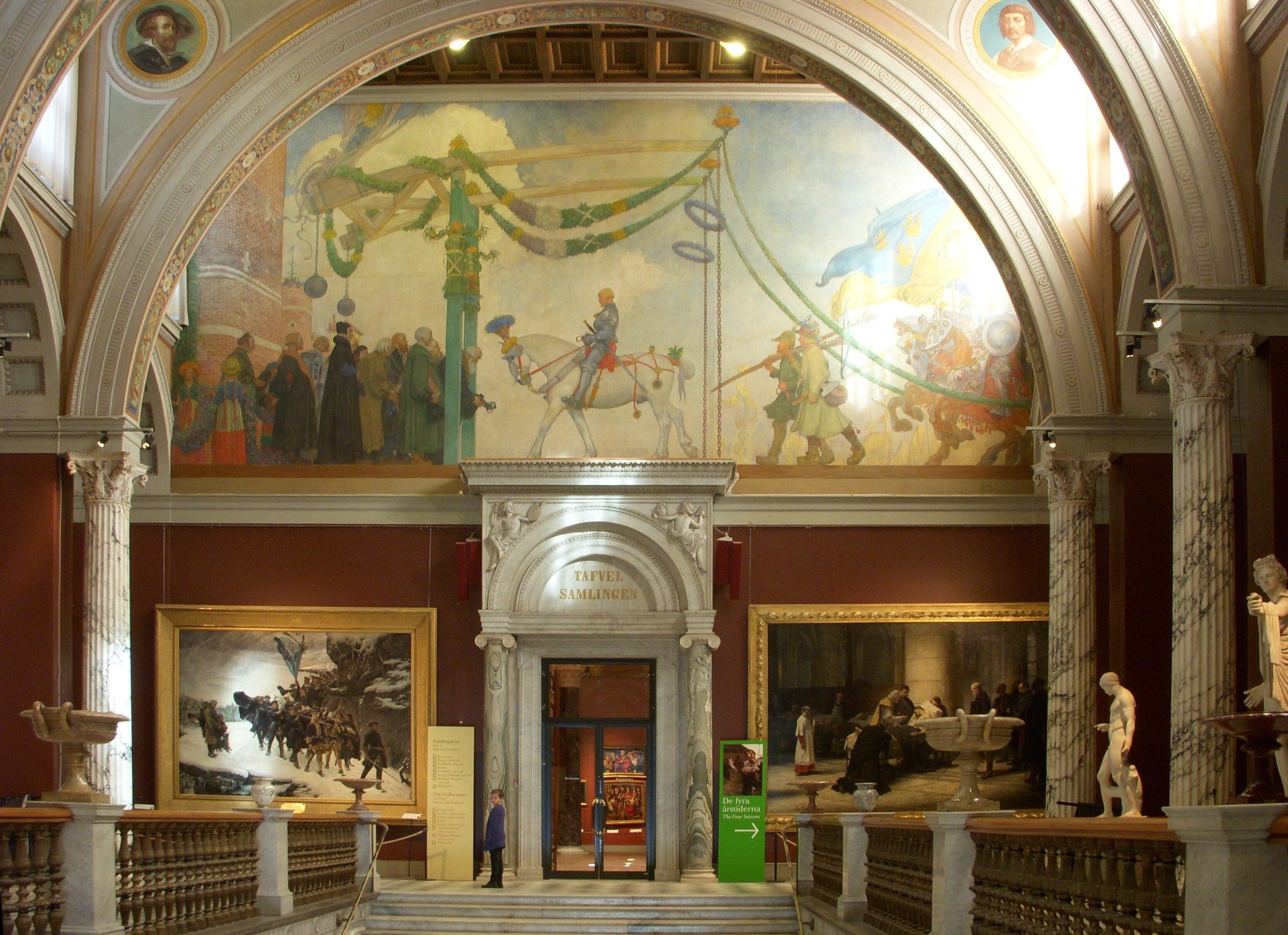 Bildergebnis für nationalmuseum schweden